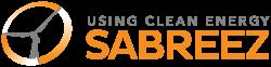 Sabreez footer logo